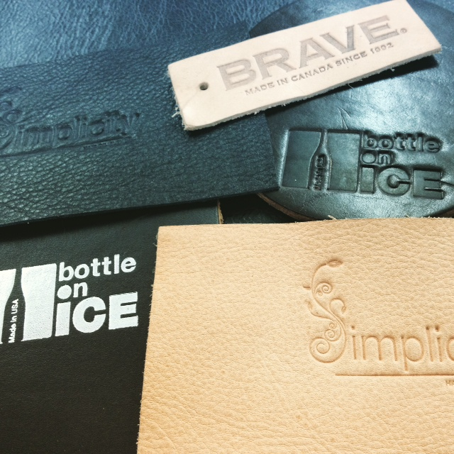 24+ Leather Logo Embossing